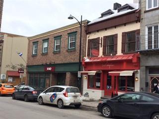 Commercial building for sale in Québec (La Cité-Limoilou), Capitale-Nationale, 849, Rue  Saint-Jean, 14676844 - Centris.ca