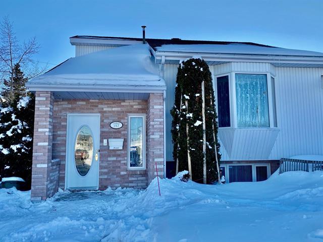 Maison à vendre à Rimouski, Bas-Saint-Laurent, 197, Rue des Pommetiers, 27668582 - Centris.ca