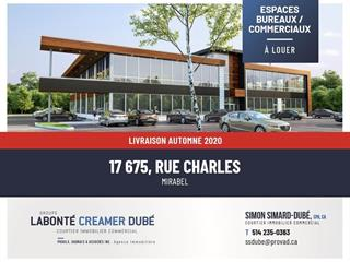 Commercial unit for rent in Mirabel, Laurentides, 17675, Chemin  Charles, 11795282 - Centris.ca