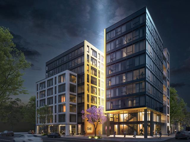 Condo for sale in Montréal (Ville-Marie), Montréal (Island), 1, Avenue  Viger Ouest, apt. 407, 16843983 - Centris.ca