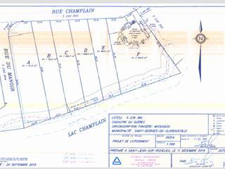 Lot for sale in Saint-Georges-de-Clarenceville, Montérégie, 631D, Rue du Manoir, 28211888 - Centris.ca