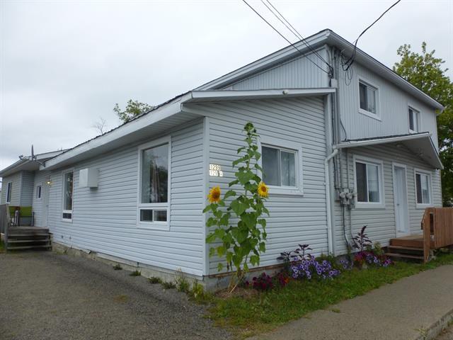 Triplex for sale in Saint-Édouard-de-Fabre, Abitibi-Témiscamingue, 1301, Rue  Principale, 27390008 - Centris.ca