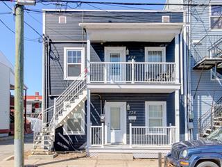 Duplex à vendre à Trois-Rivières, Mauricie, 724 - 726, Rue  Saint-Christophe, 11674022 - Centris.ca