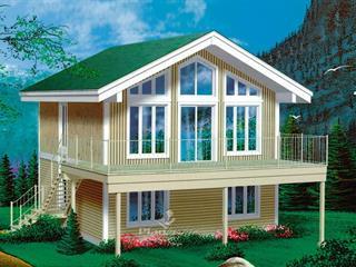 Cottage for sale in Saint-Alphonse-Rodriguez, Lanaudière, Rue  Préville, 13334954 - Centris.ca