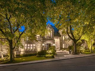 Maison à vendre à Westmount, Montréal (Île), 2, Chemin  Ramezay, 18613192 - Centris.ca