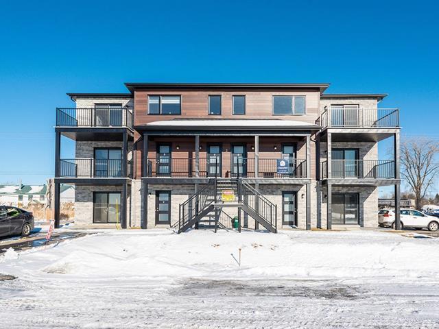 Condo / Apartment for rent in Sainte-Barbe, Montérégie, 5, Rue des Récoltes, apt. 6, 11398314 - Centris.ca