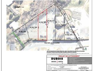 Lot for sale in Saint-Bruno-de-Montarville, Montérégie, Rue de la Fougère, 27703329 - Centris.ca