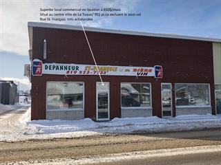 Local commercial à louer à La Tuque, Mauricie, 331Z, Rue  Saint-François, 12129572 - Centris.ca