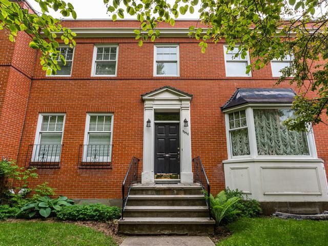 House for rent in Westmount, Montréal (Island), 509C, Avenue  Claremont, 12923282 - Centris.ca