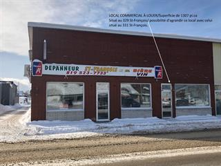 Commercial unit for rent in La Tuque, Mauricie, 329, Rue  Saint-François, 22286753 - Centris.ca