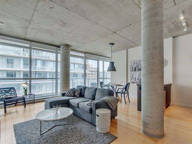 Condo / Appartement à louer à Montréal (Ville-Marie), Montréal (Île), 630, Rue  William, app. 723, 18756654 - Centris.ca