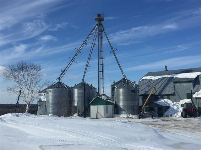 Farm for sale in Les Hauteurs, Bas-Saint-Laurent, 310, 2e-et-3e Rang Ouest, 21557232 - Centris.ca