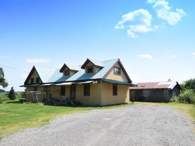 Hobby farm for sale in Saint-Louis, Montérégie, 382Z, Rang  Chauvin, 11679558 - Centris.ca