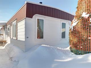 Mobile home for sale in Château-Richer, Capitale-Nationale, 7002, boulevard  Sainte-Anne, apt. 19, 27199555 - Centris.ca