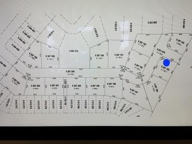 Terrain à vendre à Lévis (Les Chutes-de-la-Chaudière-Est), Chaudière-Appalaches, 1116, Rue des Gadelles, 20028206 - Centris.ca