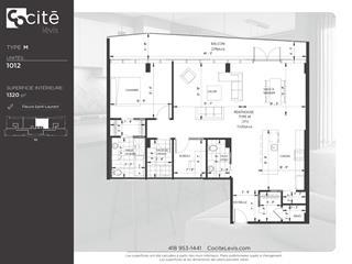 Condo for sale in Lévis (Les Chutes-de-la-Chaudière-Ouest), Chaudière-Appalaches, Route  Marie-Victorin, apt. 1012, 21039450 - Centris.ca