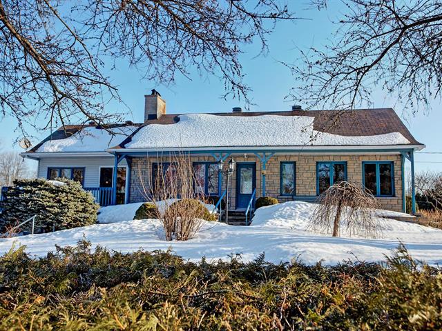 Maison à vendre à Saint-Anicet, Montérégie, 614, Route  132, 14951287 - Centris.ca