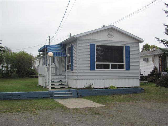 Maison mobile à vendre à Témiscouata-sur-le-Lac, Bas-Saint-Laurent, 25, Rue du Parc, 11587117 - Centris.ca