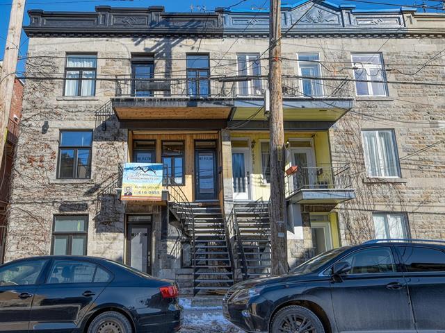 Triplex for sale in Montréal (Ville-Marie), Montréal (Island), 1935Z - 1939Z, Rue  Panet, 11252928 - Centris.ca