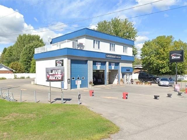 Commercial building for sale in Les Coteaux, Montérégie, 165 - 167, Route  338, 23209839 - Centris.ca