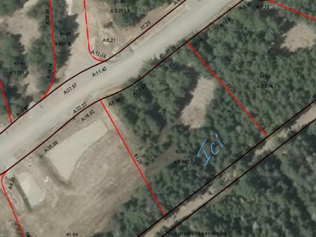 Terrain à vendre à Rivière-Rouge, Laurentides, Rue de la Pinède, 28021362 - Centris.ca