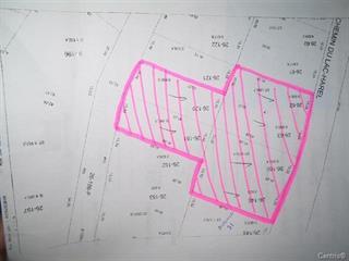 Terrain à vendre à Lac-Supérieur, Laurentides, Chemin du Lac-Harel, 12691145 - Centris.ca
