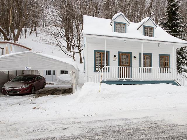 House for sale in Québec (Sainte-Foy/Sillery/Cap-Rouge), Capitale-Nationale, 2266, Chemin du Foulon, 14344393 - Centris.ca