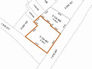 Lot for sale in La Prairie, Montérégie, Rue  Saint-Georges, 22449728 - Centris.ca