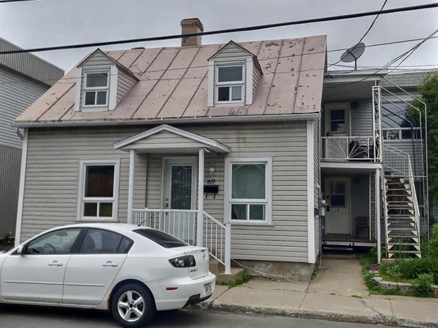 Triplex à vendre à Trois-Rivières, Mauricie, 69, Rue  Notre-Dame Est, 27493449 - Centris.ca