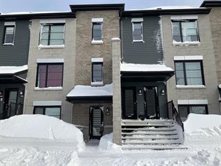 Condo à vendre à Québec (Les Rivières), Capitale-Nationale, 1984, Rue de la Cantatrice, 27694221 - Centris.ca