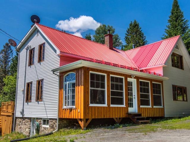 Fermette à vendre à Val-des-Lacs, Laurentides, 569Z, Chemin de Val-des-Lacs, 23476283 - Centris.ca