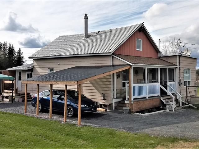 Maison à vendre à Saint-Théophile, Chaudière-Appalaches, 432, Route du Président-Kennedy, 27204468 - Centris.ca