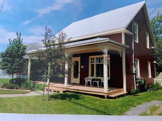 House for sale in Fortierville, Centre-du-Québec, 239, Rue  Principale, 13905594 - Centris.ca