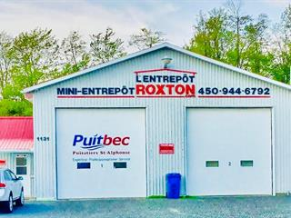 Commercial unit for rent in Roxton Pond, Montérégie, 1131, Rue  Principale, suite 2, 24186191 - Centris.ca