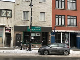 Commercial building for sale in Montréal (Le Plateau-Mont-Royal), Montréal (Island), 3993 - 3995, boulevard  Saint-Laurent, 12156010 - Centris.ca