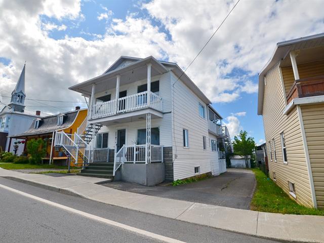 Triplex for sale in Saint-Cyrille-de-Lessard, Chaudière-Appalaches, 274 - 274B, Rue  Principale, 12361313 - Centris.ca