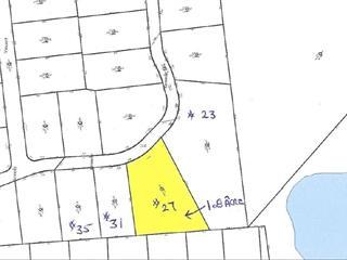 Terrain à vendre à Val-des-Monts, Outaouais, 27, Rue  Kennedy, 9659702 - Centris.ca