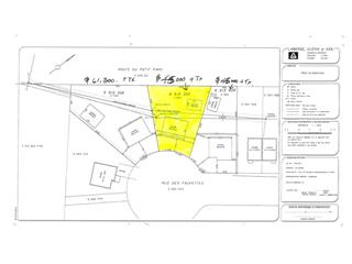 Lot for sale in Saguenay (La Baie), Saguenay/Lac-Saint-Jean, 5515305, Rue des Fauvettes, 27845184 - Centris.ca