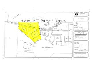 Lot for sale in Saguenay (La Baie), Saguenay/Lac-Saint-Jean, 5515306, Rue des Fauvettes, 20607654 - Centris.ca