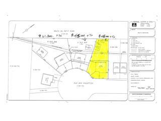 Terrain à vendre à Saguenay (La Baie), Saguenay/Lac-Saint-Jean, 5515304, Rue des Fauvettes, 20029669 - Centris.ca