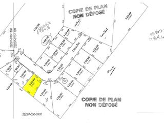 Lot for sale in Saguenay (La Baie), Saguenay/Lac-Saint-Jean, 6320845, Rue des Parulines, 19044690 - Centris.ca