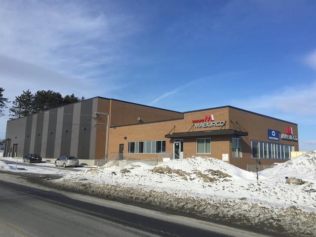 Commercial building for sale in Sherbrooke (Les Nations), Estrie, 130, Rue  Sauvé, 19265969 - Centris.ca