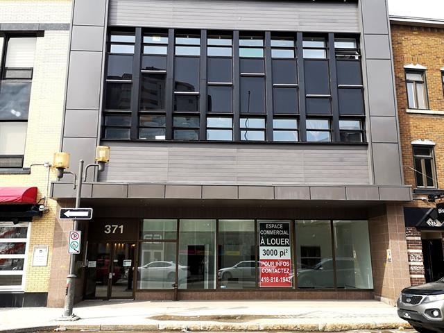 Commercial unit for rent in Saguenay (Chicoutimi), Saguenay/Lac-Saint-Jean, 371, Rue  Racine Est, 14854485 - Centris.ca