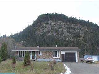 Maison à vendre à Rivière-Éternité, Saguenay/Lac-Saint-Jean, 144, Rue  Principale, 11522977 - Centris.ca