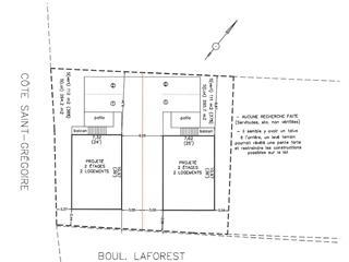 Terrain à vendre à Québec (Beauport), Capitale-Nationale, 100, boulevard  Magella-Laforest, 26721010 - Centris.ca