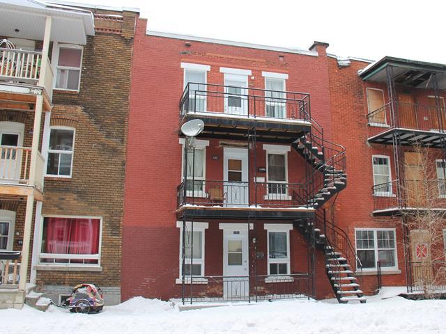 Triplex for sale in Trois-Rivières, Mauricie, 1130 - 1134, Rue  Sainte-Angèle, 16174618 - Centris.ca