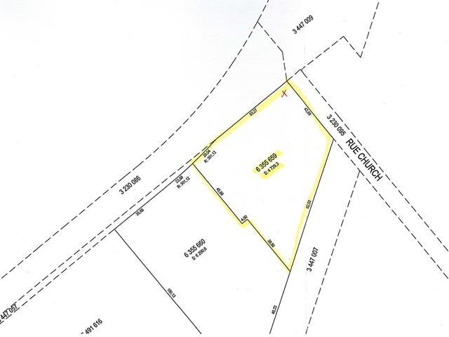 Terrain à vendre à Huntingdon, Montérégie, Chemin  Ridge, 28803971 - Centris.ca