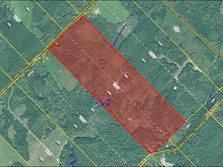 Land for sale in Lac-des-Aigles, Bas-Saint-Laurent, 1er Rang, 15525195 - Centris.ca