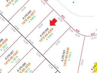 Terrain à vendre à Pont-Rouge, Capitale-Nationale, 32, Rue des Cerisiers, 21935697 - Centris.ca