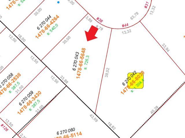 Terrain à vendre à Pont-Rouge, Capitale-Nationale, 38, Rue des Cerisiers, 16699312 - Centris.ca